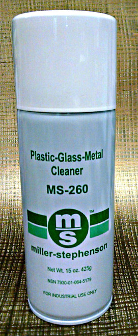MS-260 Safezone cleaner