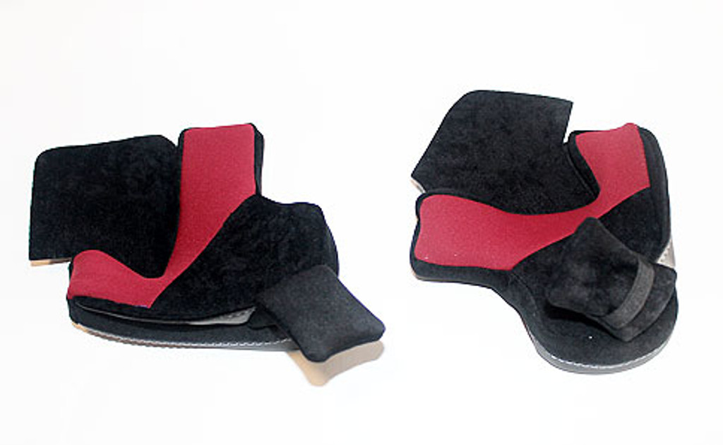 X-1004 Cheek Pad Set - Front