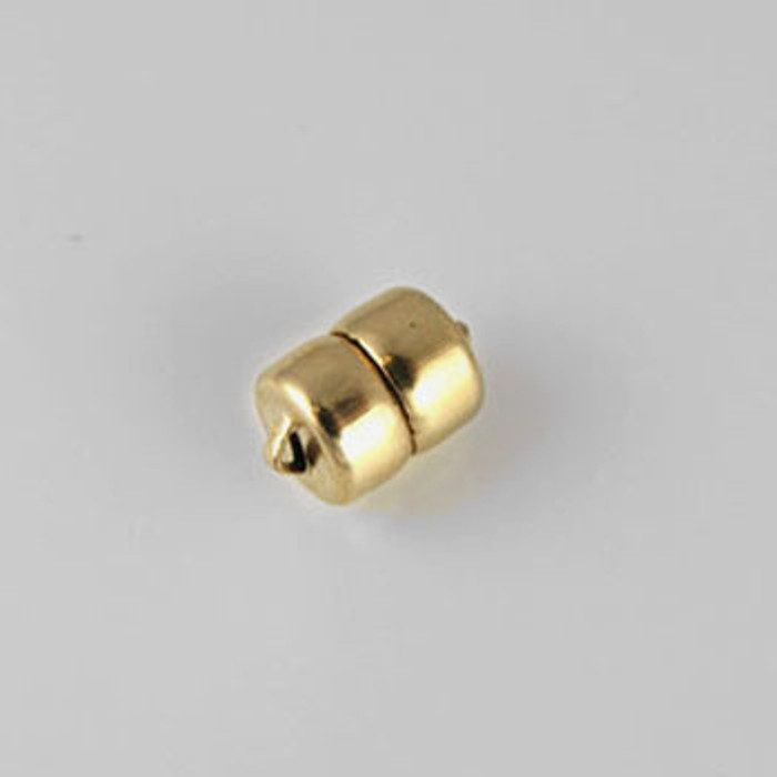 GF0092 - 8mm Super Magnetic Clasp, Gold-Fill (pkg of 6)