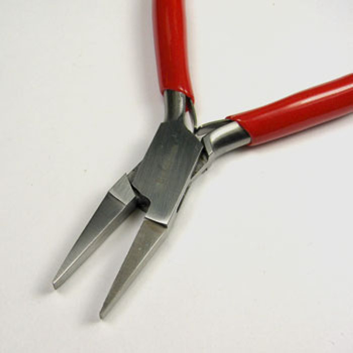 TO0051 - Flat Nose Pliers, Bead Smith (each)