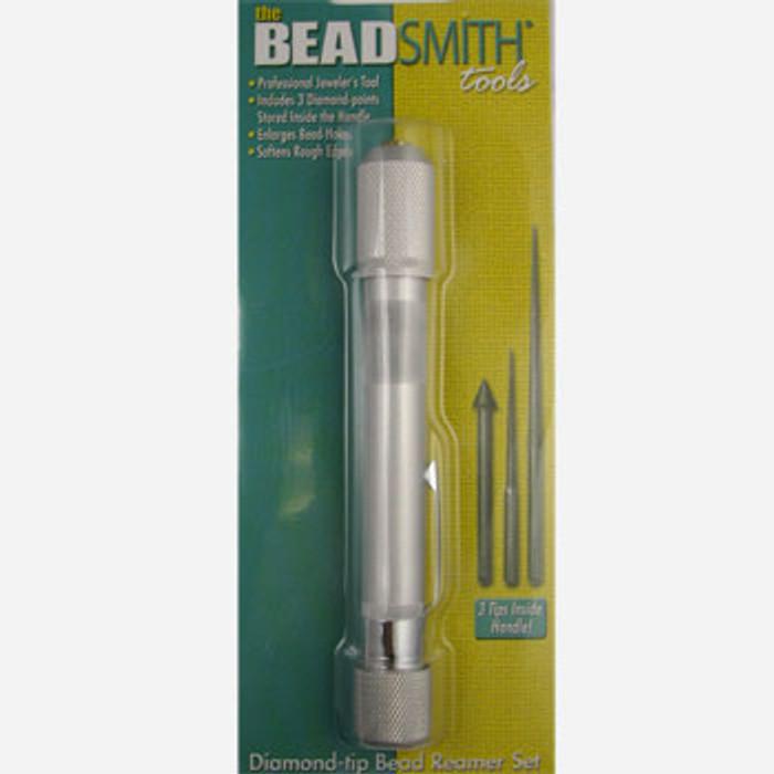 TO0066 - Diamond Tip Bead Reamer Set, Bead Smith (each)