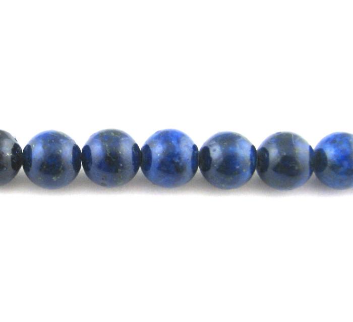 SPS0014 - Lapis Lazuli, 4mm Round (16 in strand)