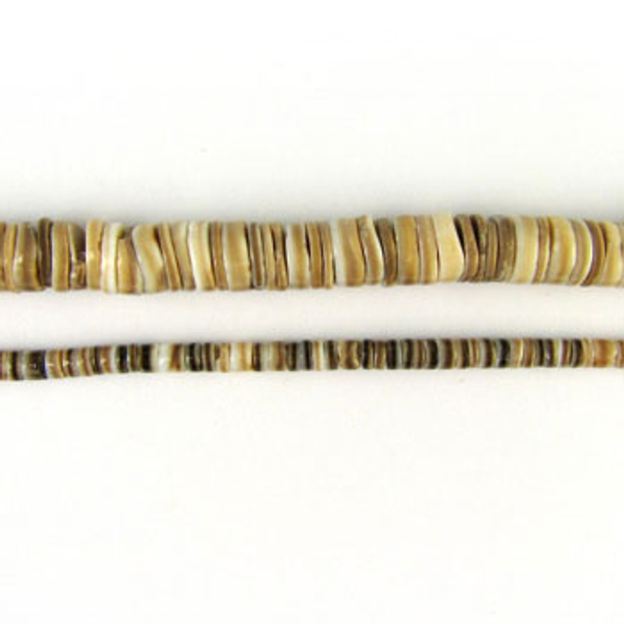 HB0020 - Valuta Heishi Beads (24 in. strand)
