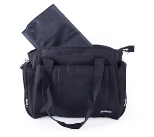 Nappy Bag - Black