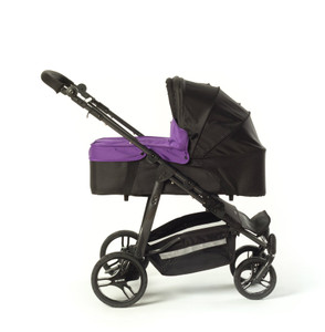 Easy Twin Carrycot Purple