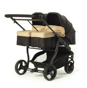 Easy Twin Carrycot Sand