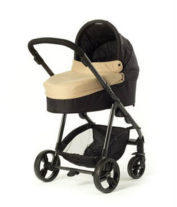 Fresh Carrycot - Sand