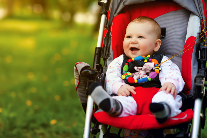 The Strolling Survival Guide - How to Keep Bub Happy & Safe on Long Walks
