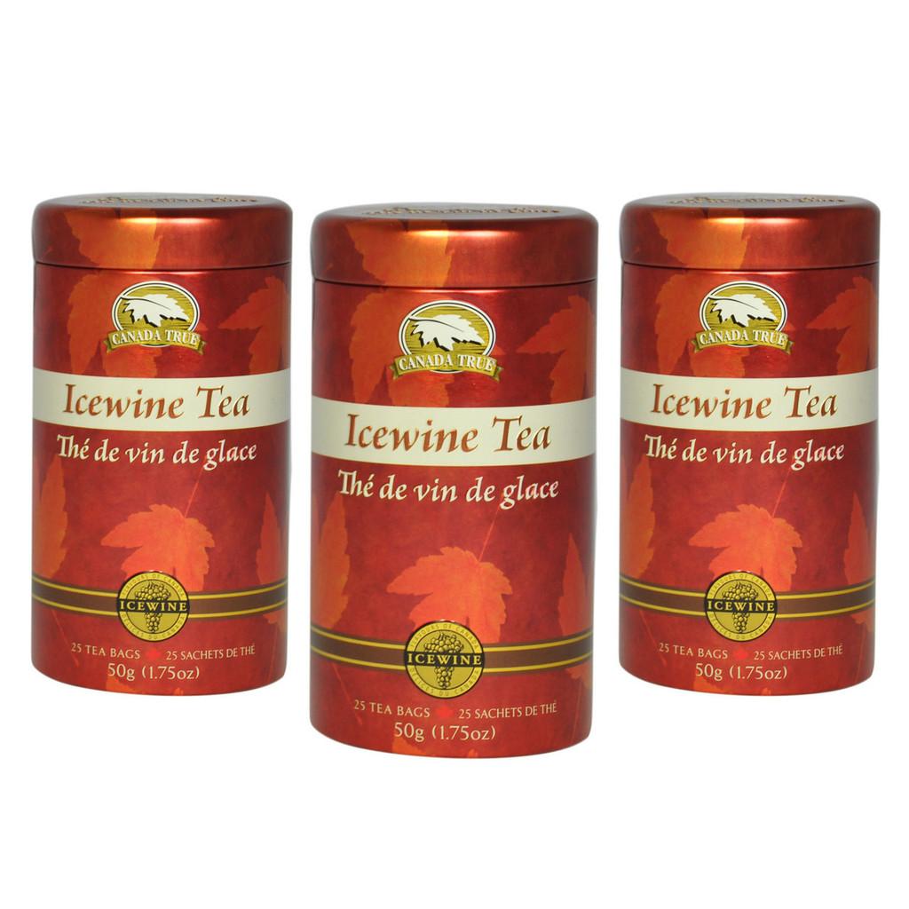 Tea Icewine (3 Pack) by Canada True