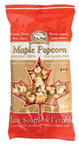 Canada True Maple Popcorn (3 Pack of 100 g)