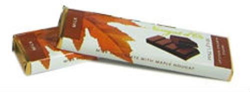 Canada True Dark Chocolate Bar - Maple Nougat (3 Pack of 50G)