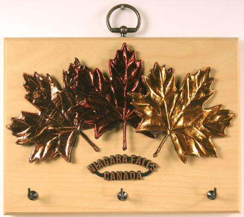 AFG Key Hook Plaque - Niagara Falls, Canada