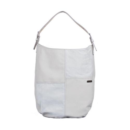 June Hobo Bag (Grey) by Taska