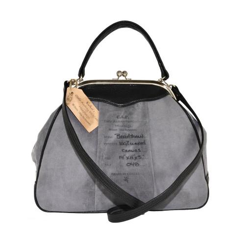 Bradshaw Bag by C.A.P. Bags by Karen Wilson