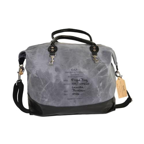 Flight Bag by C.A.P. Bags by Karen Wilson