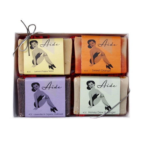 Ladies' Soap Set by Aide Bodycare