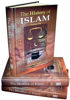 History of Islam (3 Vol. Set) By Akbar Shah Najeebabadi
