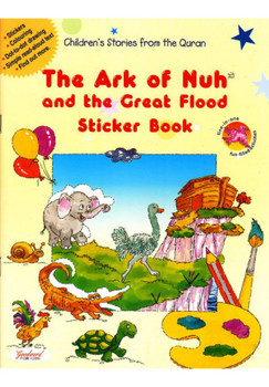 The Ark of Nuh and the Great Flood (Sticker Book)