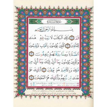 Tajweed Quran Arabic only