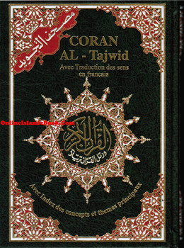 french quran in tajweed