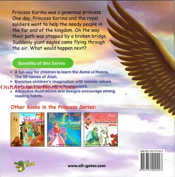 Princess Karima And The Giant Eagles