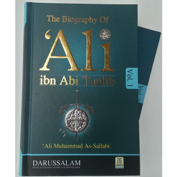 Biography Of Ali ibn Abi Talib (2 Vol. Set)