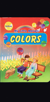 My Little Marvels Colors