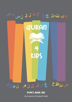 Quran 4 Kids Pupils Book 1
