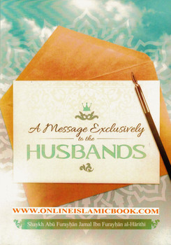 A message exclusively to the husband