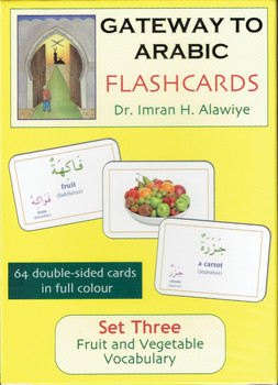 Gateway to Arabic Flashcards Set Three