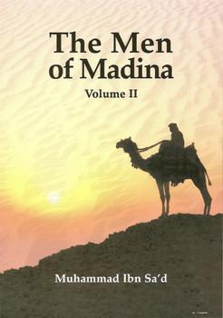 The Men of Madina Vol 2 By Muhammad Ibn Sa'd