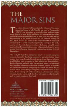 The Major Sins