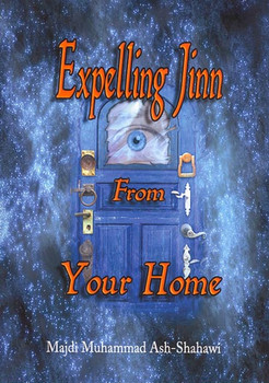 Expelling Jinn From Your Home With 2 Audio CDs