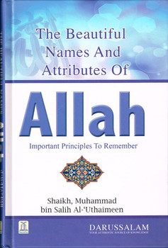Beautiful Names and Attributes of Allah, The  Important Principles to Remember