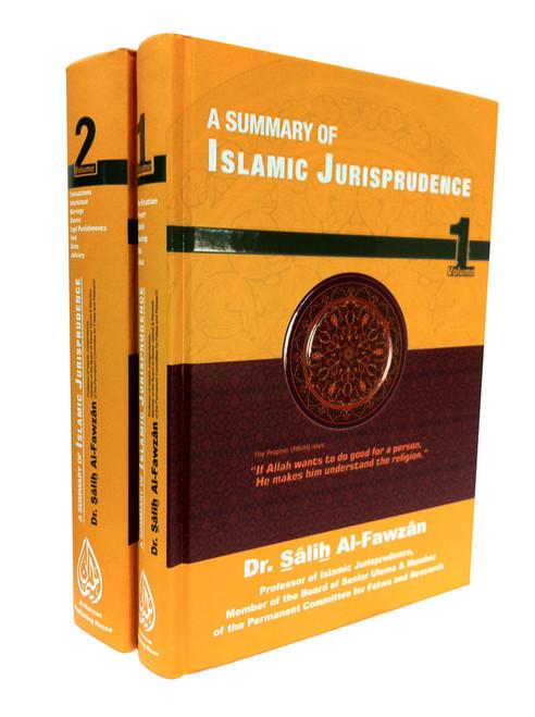 Summary Of Islamic Jurisprudence