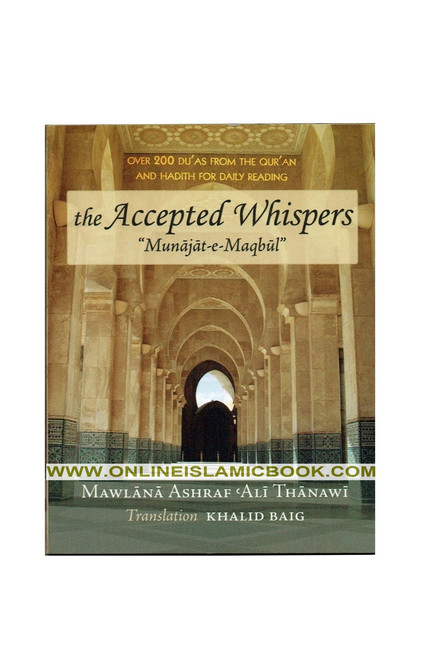 The Accepted Whispers Pocket Size