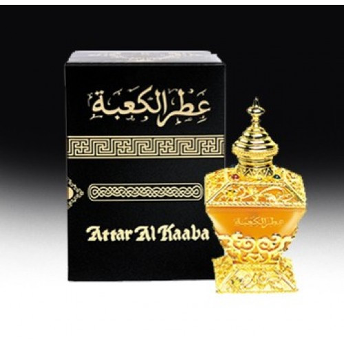 ATTAR AL KAABA Perfume Oil by Al Haramain ( Khana kaba )