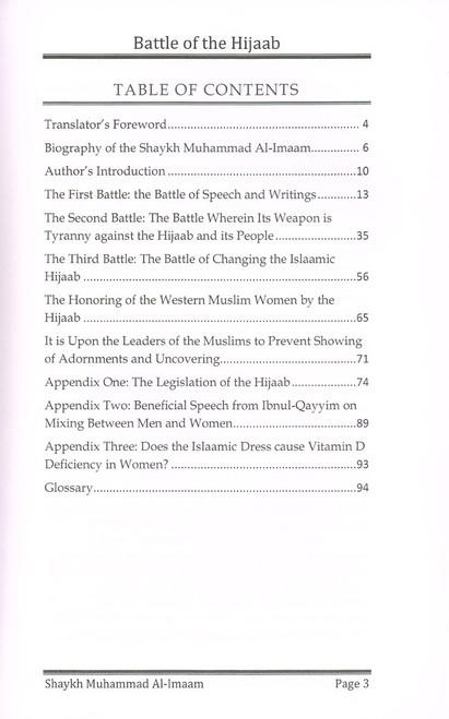Battle of the Hijaab