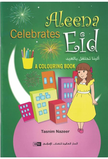 Aleena Celebrates Eid (Colouring book)