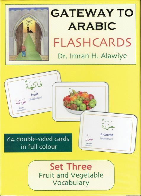 Gateway to Arabic Flashcards Set Three