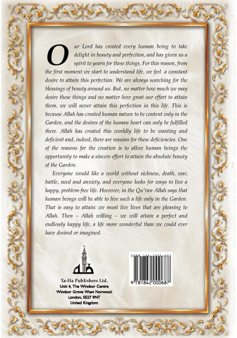 Jannah The Garden from the Qur'an and Hadith By Adem Yakup