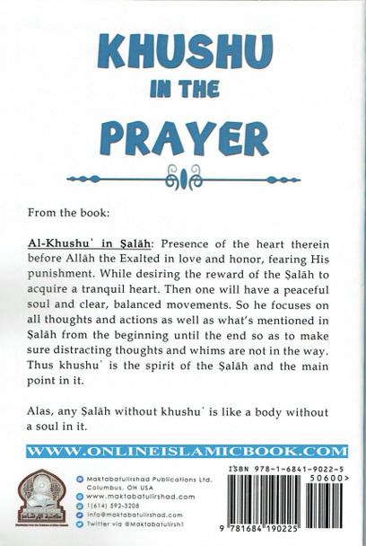 Khushu In The Prayer