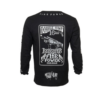 DP-12 Long Sleeve Shirt (Double Pump)