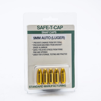 "Snap Caps ( 9MM Auto ""Luger"")"