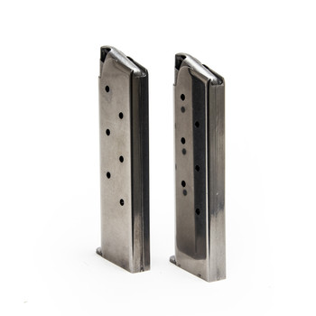 1911 OEM Stainless Steel Magazines .45 ACP