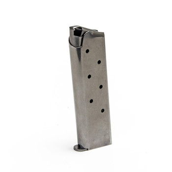 1911 OEM Stainless Steel Magazines .45 ACP Single