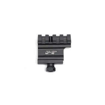 DP-12 45° Angle Offset Sight Mount Rail