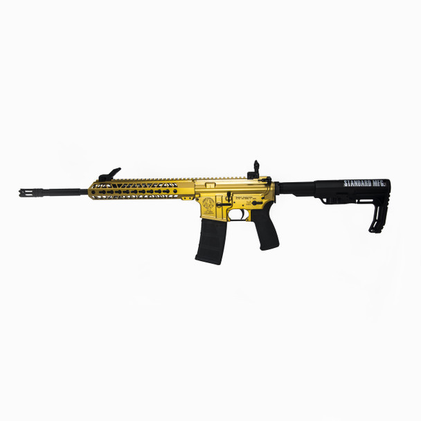 Standard Model B Gold Sporting Rifle