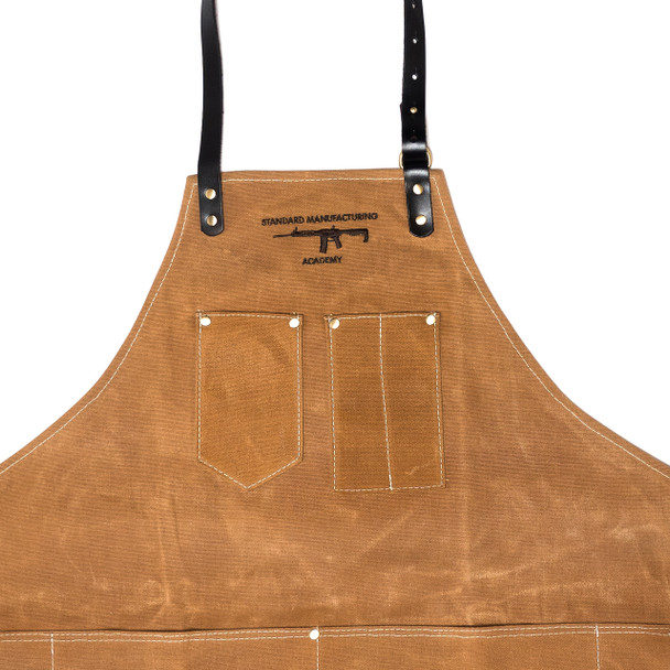 Standard Manufacturing Academy Heavy Duty Wax Cloth Apron