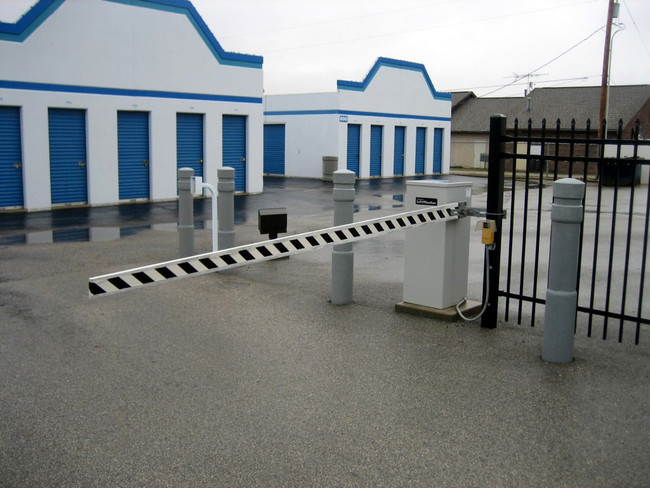 Improve Storage Facilities with Bollard Covers, Sign Bases & Handrail